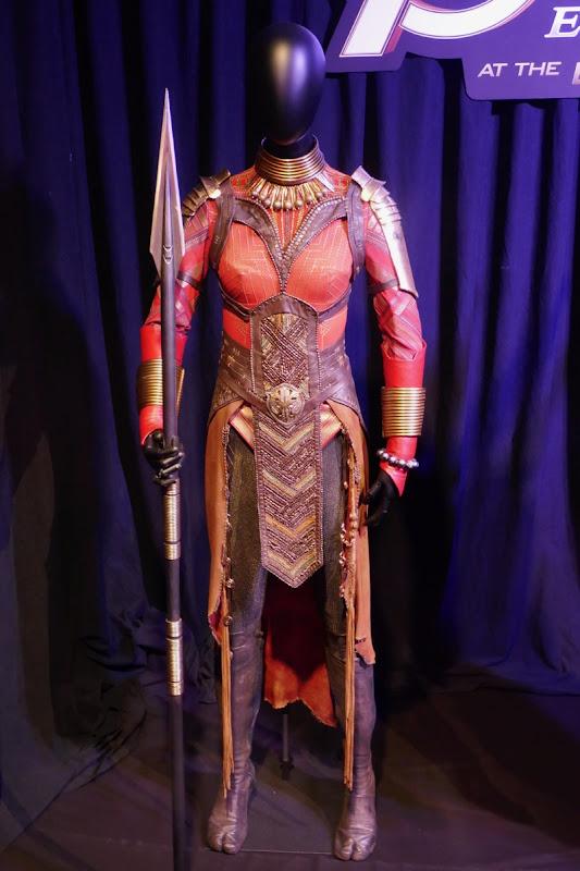 Danai Gurira Avengers Endgame Okoye Dora Milaje costume
