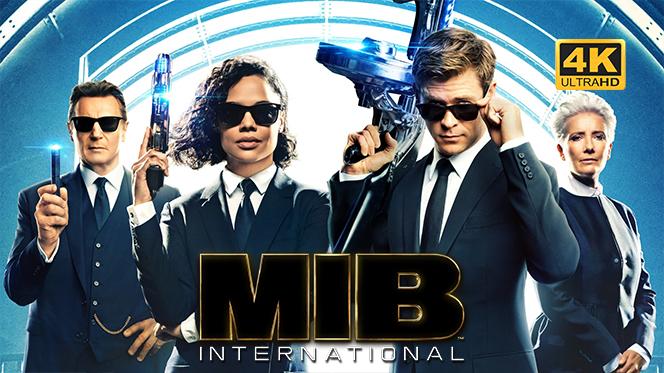 Hombres de negro: MIB Internacional (2019) Web-DL 4K UHD 2160 Latino-Ingles
