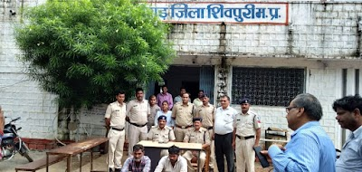 खुलासा : 2 माह पहले हुए अंधे कत्ल की गुत्थी सुलझा कर पुलिस ने किए आरोपी गिरफ्तार | Bairad News