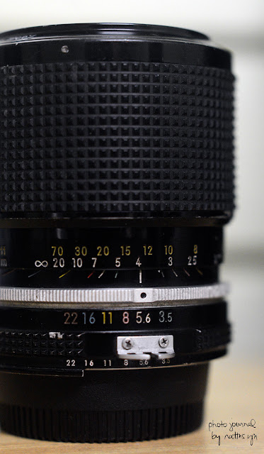 Nikkor 43-86mm f/3.5 'Nikon's Most Popular Zoom Lens'