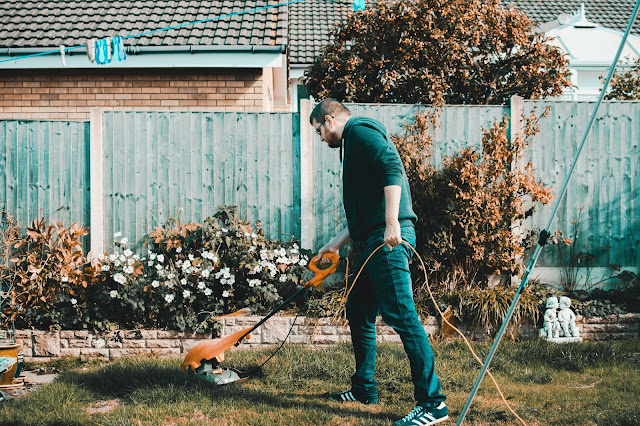 Question: what do lawn care service do during the winter?