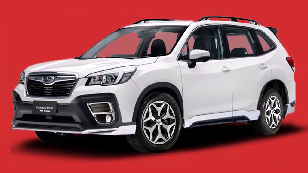 Get The 2021 Subaru Forester With Up To P 180,000 Discount ...