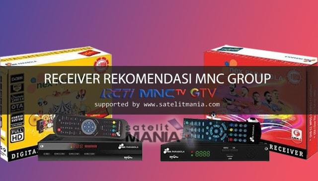 Nexparabola Receiver Rekomendasi Siaran RCTI, MNCTV dan GTV