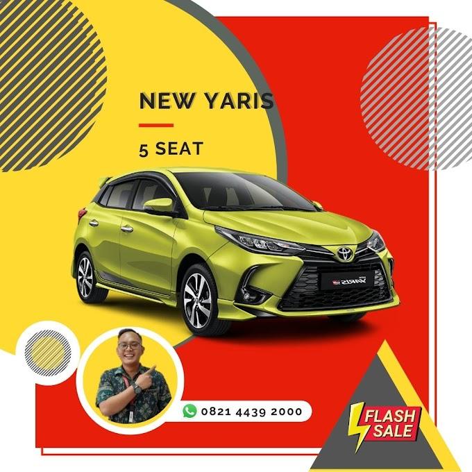 Harga & Promo Yaris GR Bali