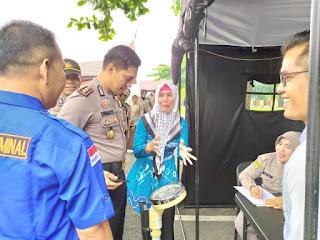 Polisi Gendut Bakal Masuk Program Khusus