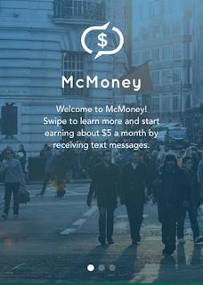 gagner de l'argent avec McMoney