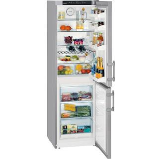 Хладилник Liebherr  с долно или горно разположен фризер
