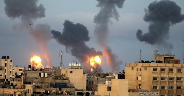 Breaking: The death toll rises as violence between Israel and Gaza rises.