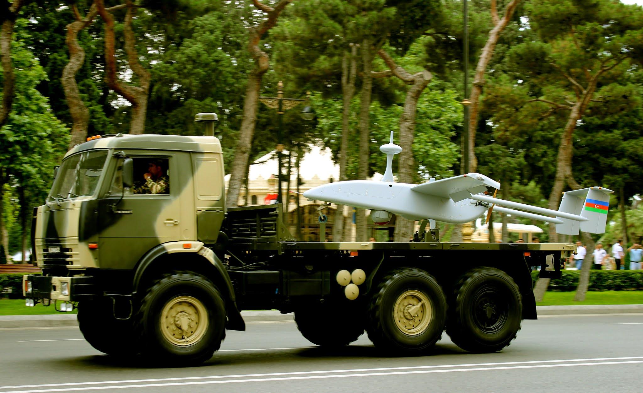 Azerbaijan - suicide drone Loitering munition UAV