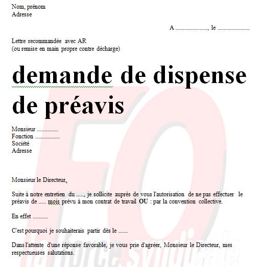 Exemple Lettre De Démission Cdd Sans Préavis Nouvelle Lettre