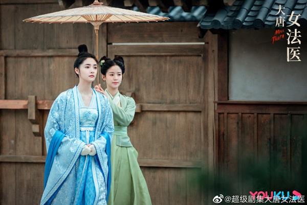 Miss Truth นิติเวชหญิงแห่งต้าถัง (The Tang Dynasty's Female Forensic Doctor: นิติเวชสาวยอดนักสืบ: 大唐女法医)
