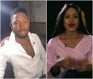 Entertainment: BBNaija 2018! Reactions trail Nina, Miracle's Sunday morning sex