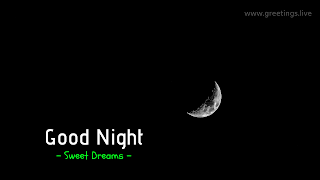 good-Night love greetings whatsapp status pictures