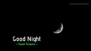 good-Night love greetings whatsapp status pictures