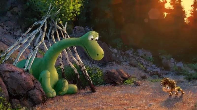 Plus the good dinosaur