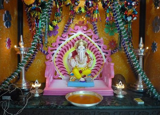 Ganesh  Festival 2019 Mumbai Decoration  Ideas  at Home