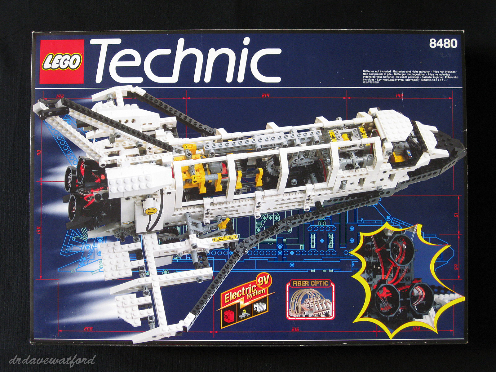 space shuttle lego technic - photo #8