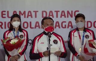 Presiden Jokowi Akan Mengumumkan Langsung Bonus Atlet Olimpiade Tokyo 2020