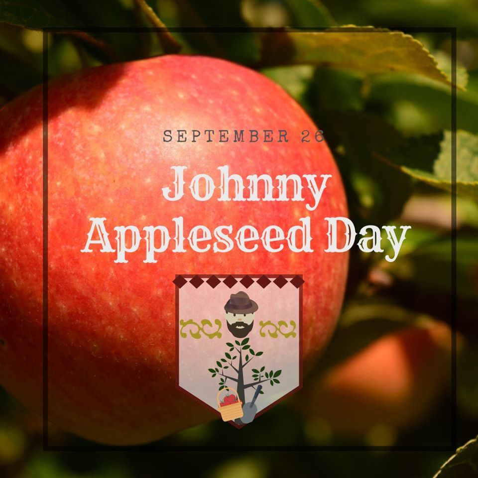 Johnny Appleseed Day Wishes pics free download