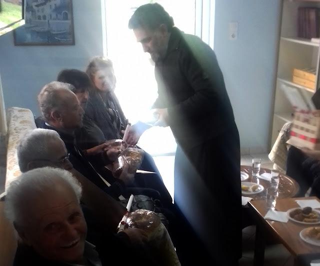 Θεσπρωτία; Κοντά στους ηλικιωμένους τη Μεγάλη Εβδομάδα η ενορία Κεστρίνης