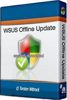 WSUS Offline Update 10.8.1 โปรแกรมอัพเดต Windows ไม่ต้องง้อเน็ต
