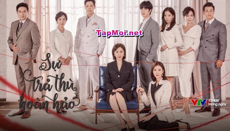Sự Trả Thù Hoàn Hảo Tập 81 Thuyết Minh  Phim Hàn Quốc 2020