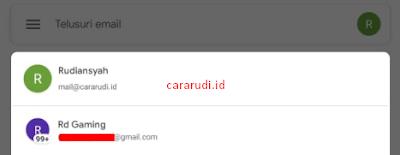 cara buat email dengan hosting cpanel
