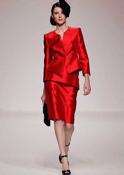 vestidos de novia rojos online