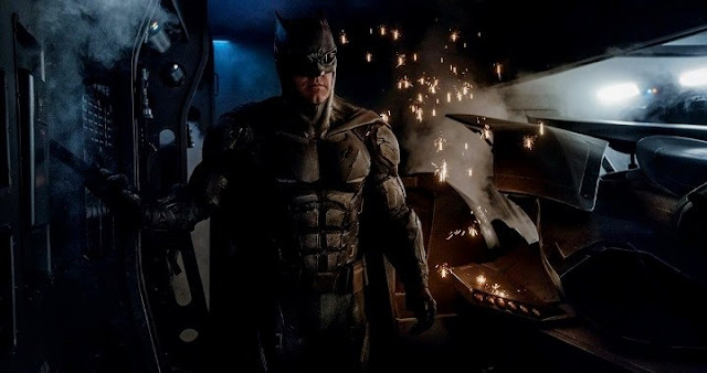 Ben Affleck regresa como Batman en Justice League