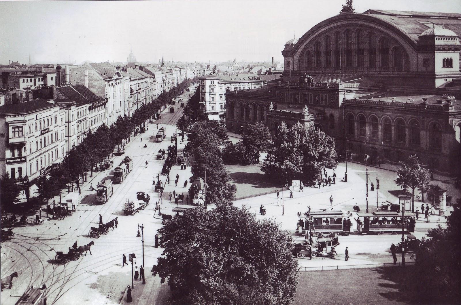Berlin's Ruins: Anhalter Bahnhof and the Bunker | Genuine ...