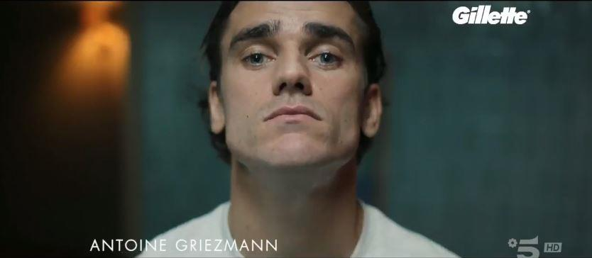Canzone Gillette Pubblicità Fusion 5 Antoine Griezmann Neymar Jr, Spot Maggio 2018