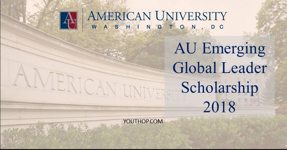 Emerging Global Leader Scholarship