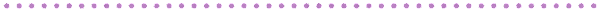 ドットのライン素材(紫)