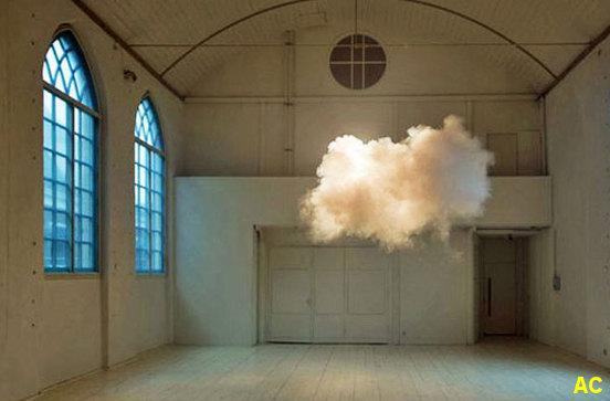 Creación de nubes en ambiente cerrado