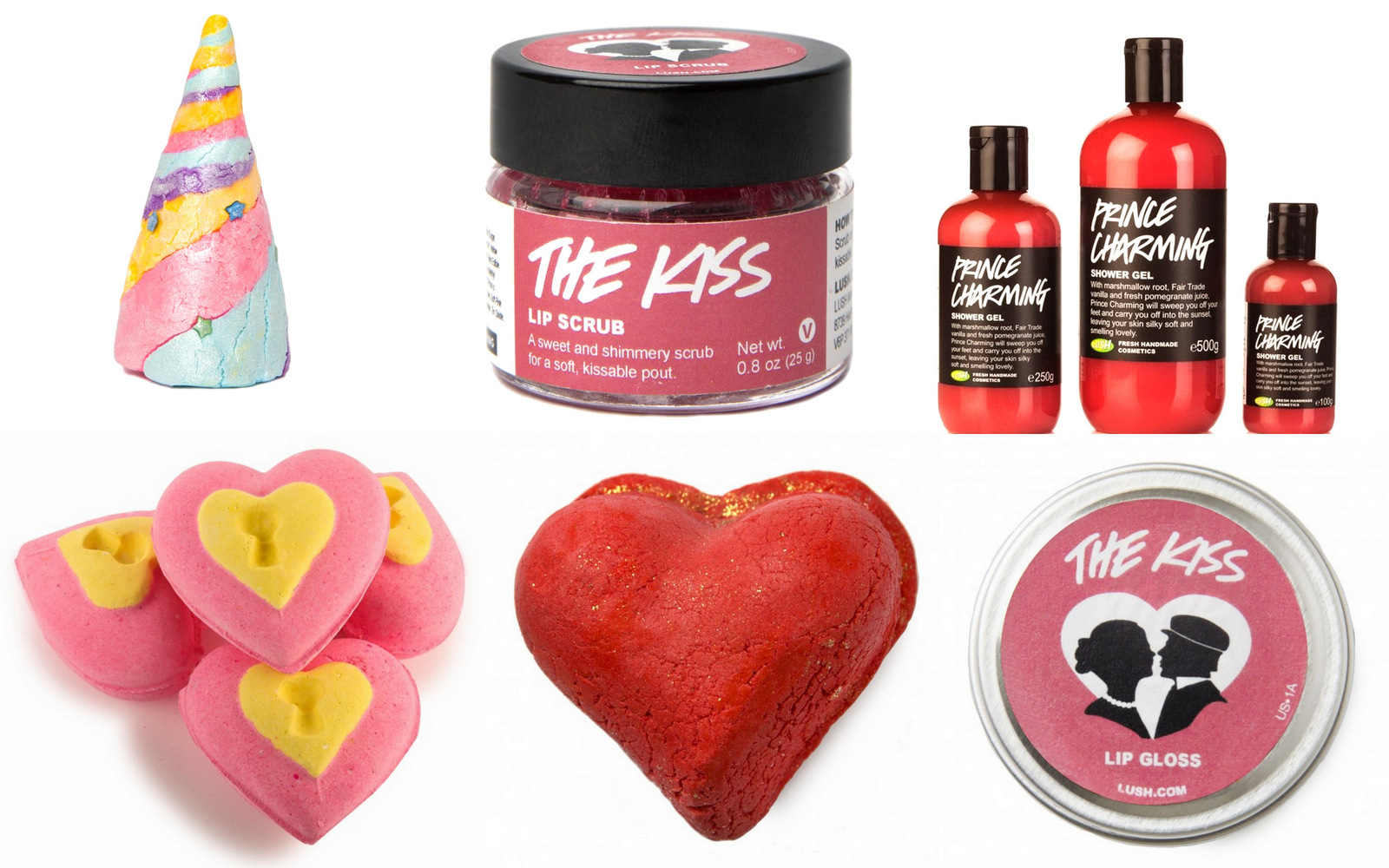 Lush Valentines Day 2015 + Bubble Bath Day