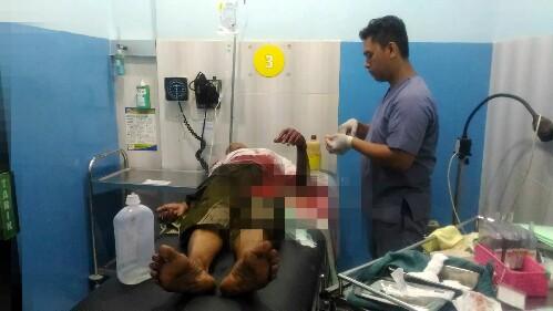 Kiai NU di Kendal Dibacok, Pemuda Ansor: Pelaku tak Gila Cuman Ingin Bunuh Orang