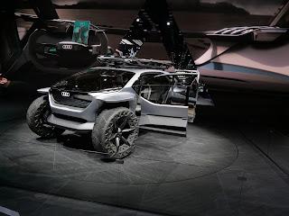 Audi concept 4x3