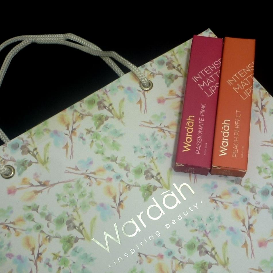 Review Wardah Intense Matte Lipstick 03 Peach Perfect 07 Lipstik Akan Setelah Beberapa Lama Udah Nggak Beli Karena Mau Boros Aja Sih Kebanyakan Boook Nah