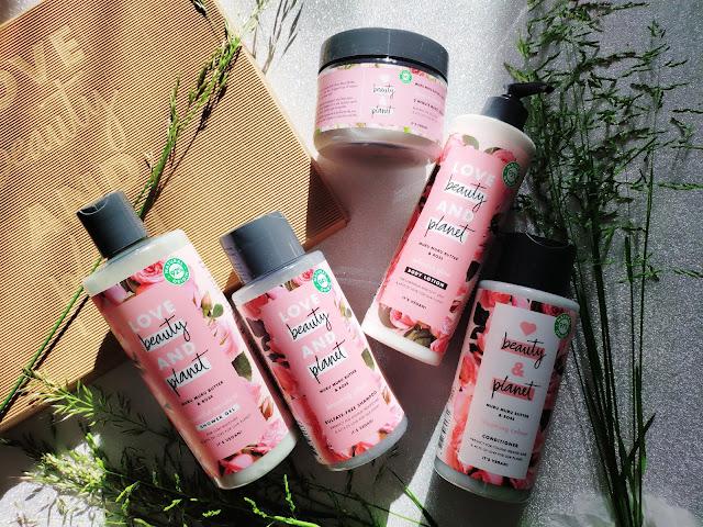 Wypróbuj Love Beauty and Planet – drugi produkt za darmo! - Świetna promocja w Drogeriach Rossmann