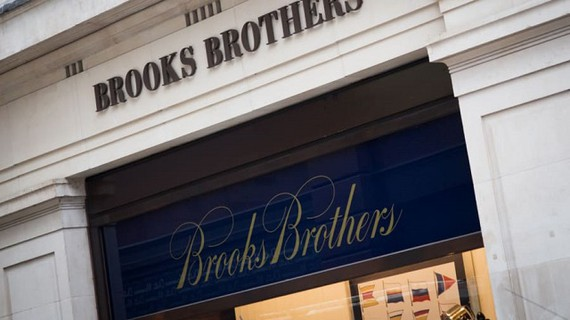 200-Year-Old Fashion Firm Brooks Brothers Filed For Bankruptcy