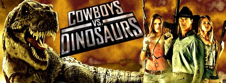 The JOE-DOWN Reviews Cowboys Vs. Dinosaurs - The JOE-DOWN