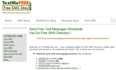 Free messaging sites