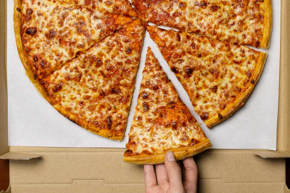 Americans order pizza via Macedonia-based call center