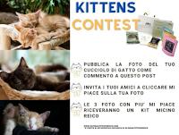 Concorso Natural Pet Food Reico : vinci gratis Kit per cuccioli di gatto