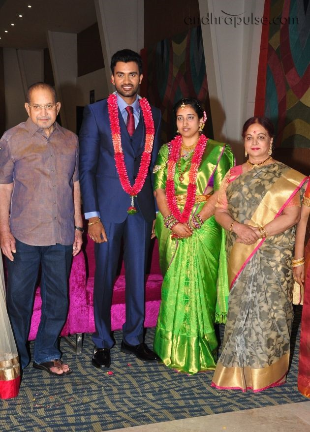 Shiva Actor Marriage Photos