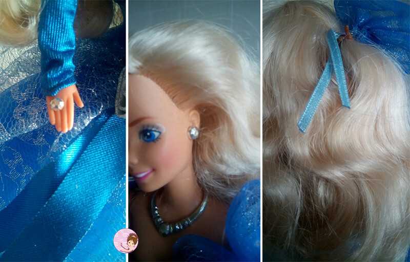 Vintage Barbie doll jewelry and accessories