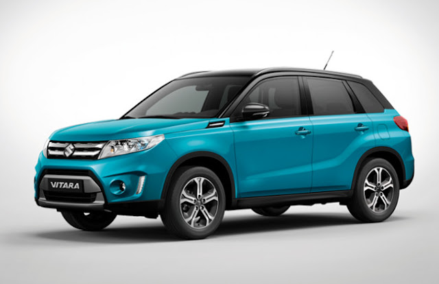 Maruti Suzuki Vitara Brezza Compact (XA Alpha) Launched in India