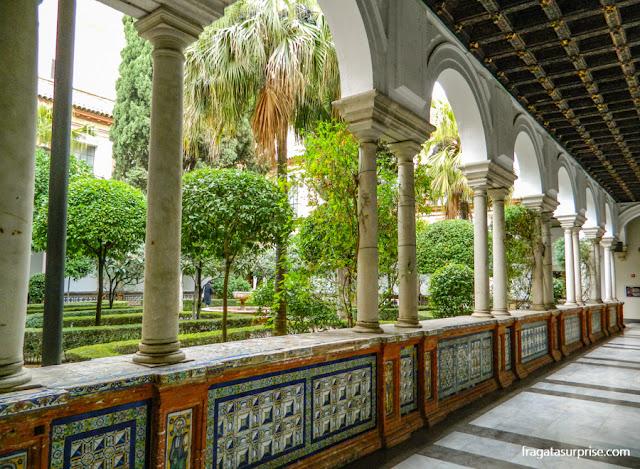 Claustro Maior, Museu de Belas Artes de Sevilha