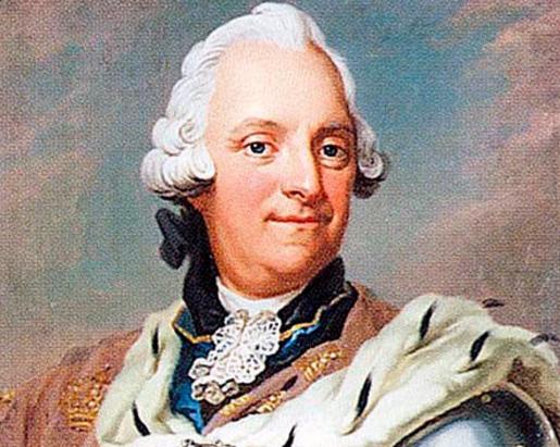 A história do rei sueco que comeu até morrer