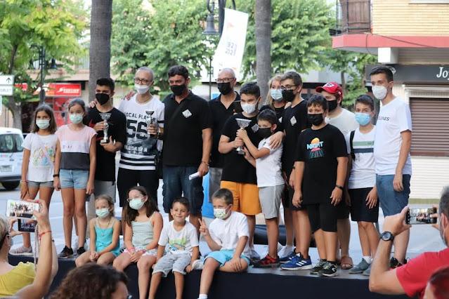 Crónica del VI torneo Aldaia Educart (NdP)